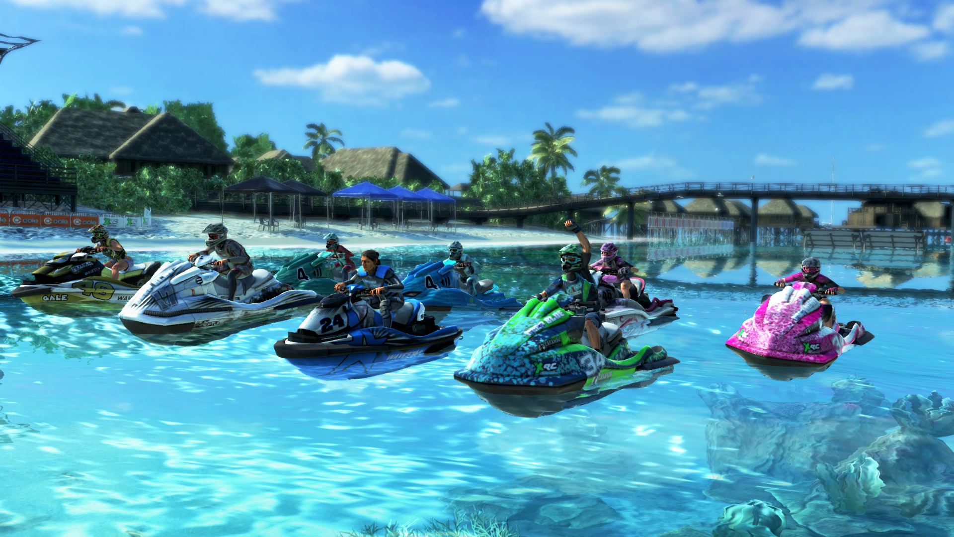 Video Aqua Moto Racing On Xbox One The Watercraft Journal The Best Resource For Jetski Waverunner And Seadoo Enthusiasts And Most Popular Personal Watercraft Site In The World