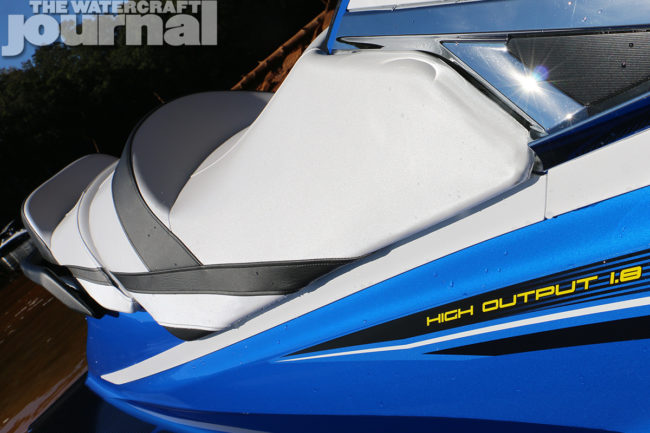 A Little Bit Softer Now: 2018 Yamaha VX Cruiser HO WaveRunner (Video