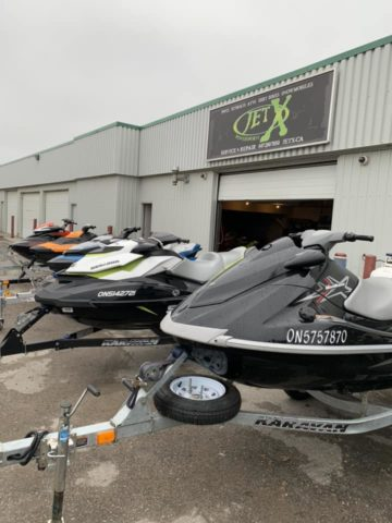 JetX Powersports Up And Running With Winterizing Promotion