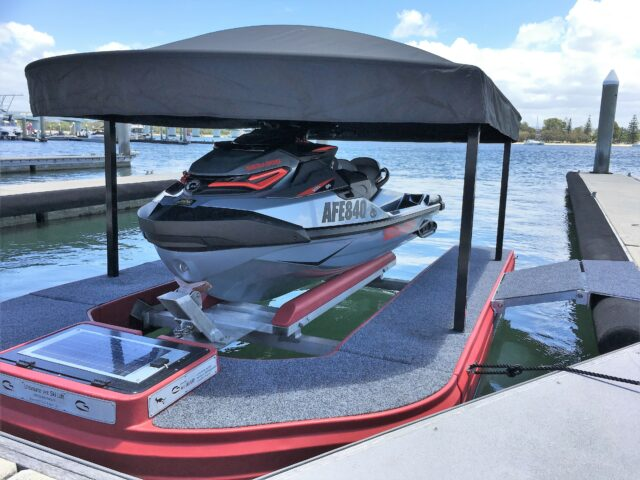 This Could Be The Ultimate PWC Docking Station? | The