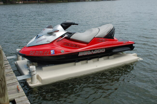 Real Review: An Argument For Floating Watercraft Docks | The