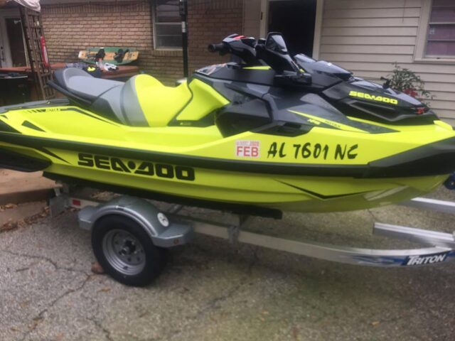 Video: Enthusiast Upgrades '19 Sea-Doo RXT-X With Fish Pro