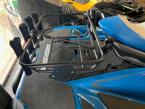 6 rod holder seadoo linQ