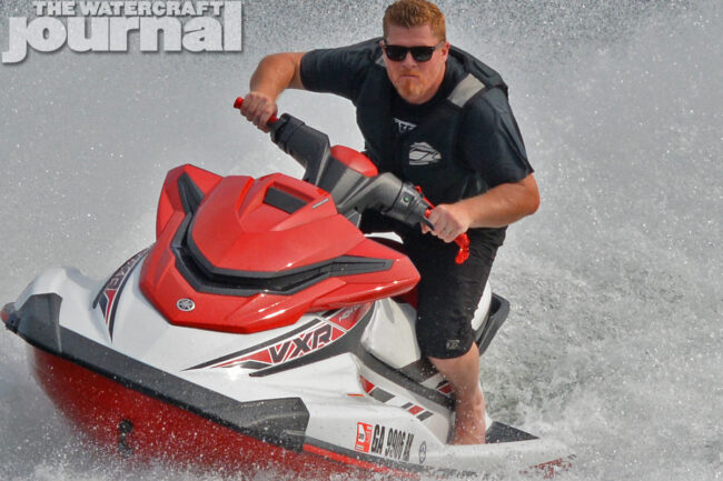 Junior Varsity Captain: 2019 Yamaha VXR WaveRunner (Video) | The