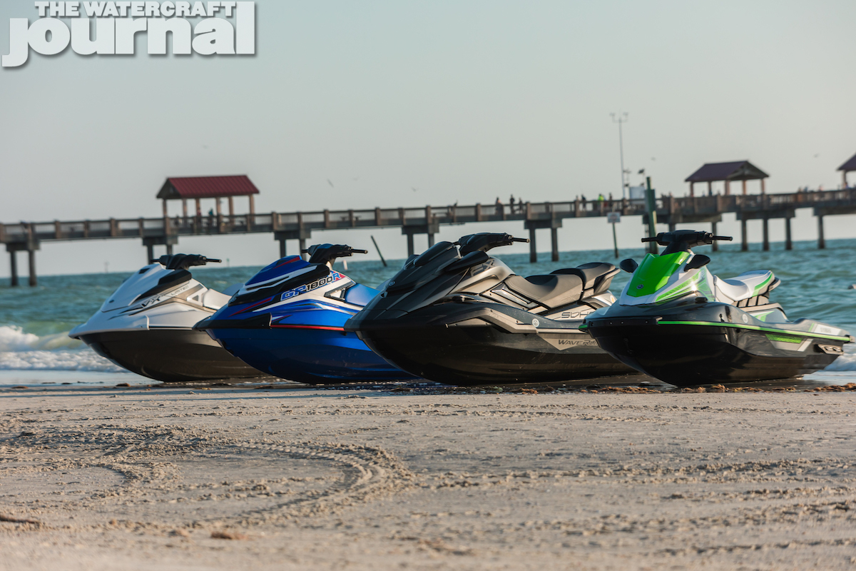 All WaveRunner Series