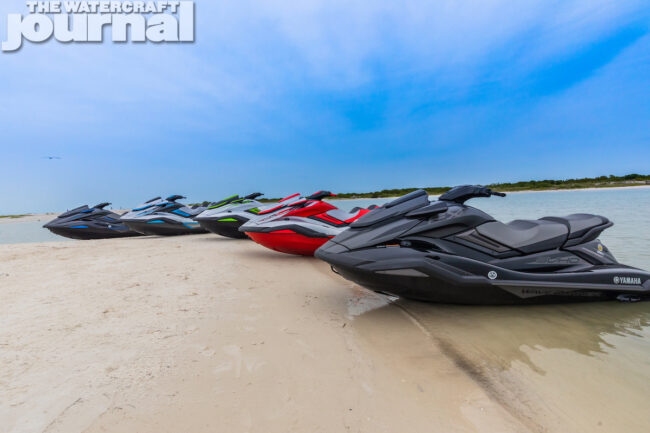 Gallery: Introducing the 2020 Yamaha WaveRunner Lineup | The