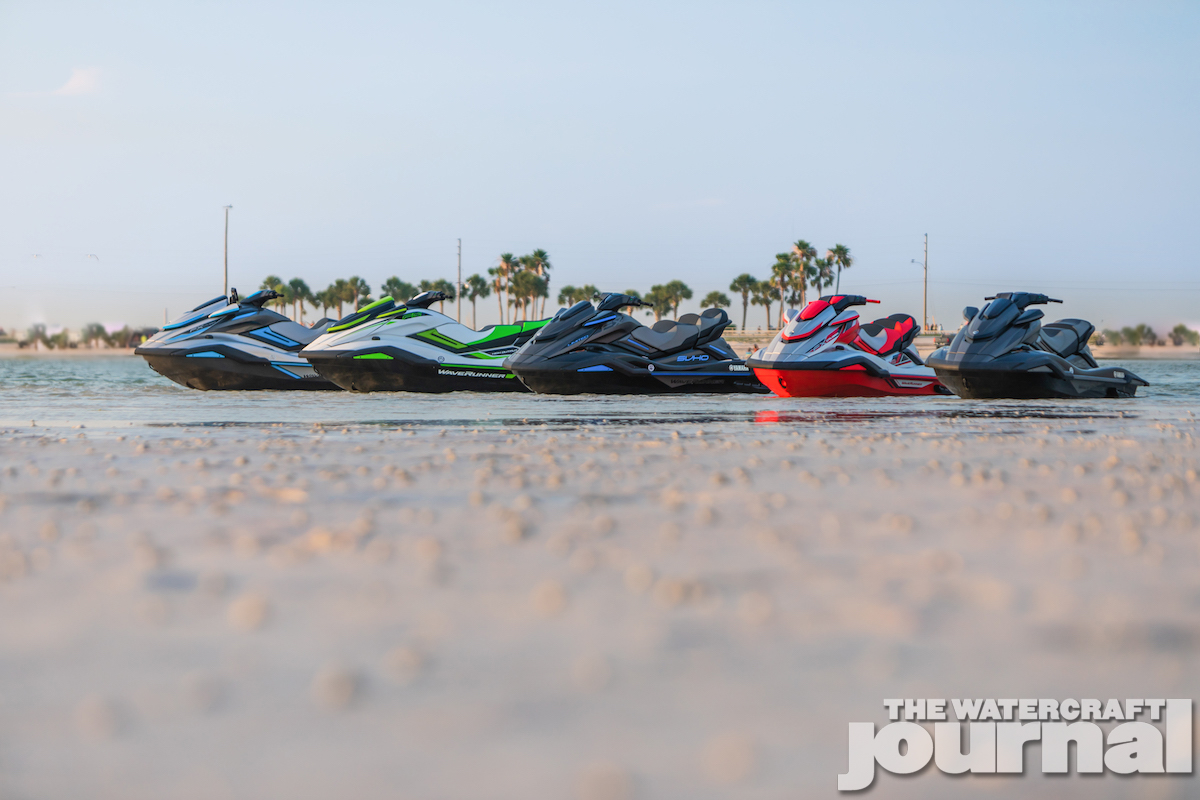 WaveRunner Family Photo