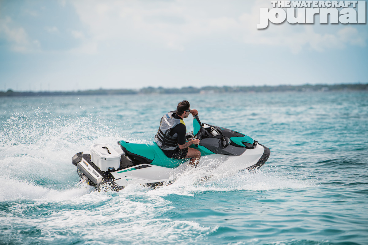 2020 Sea-Doo GTI 90 Action_b