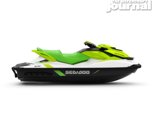 2020 Sea-Doo GTI Pro 130 – Studio Profile