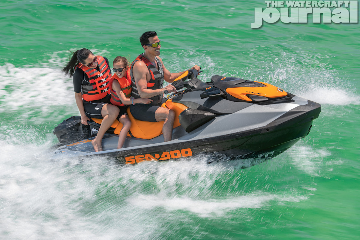 2020 Sea-Doo GTI SE 170 Action -A