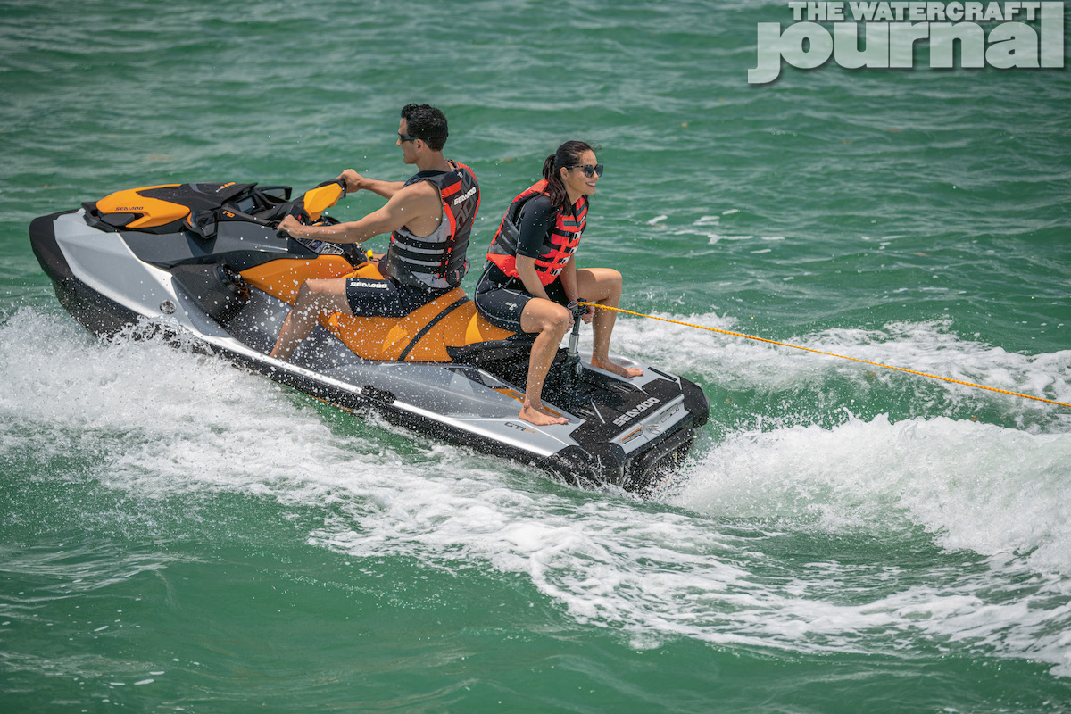 2020 Sea-Doo GTI SE 170 Action -C