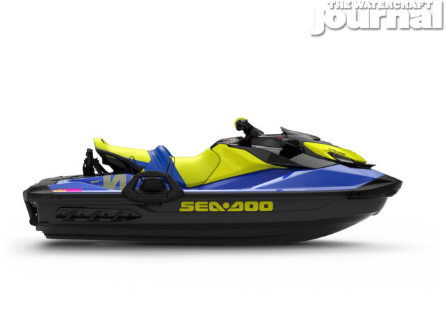 2020 Sea-Doo WAKE 170 MalibuBlue Studio Profile
