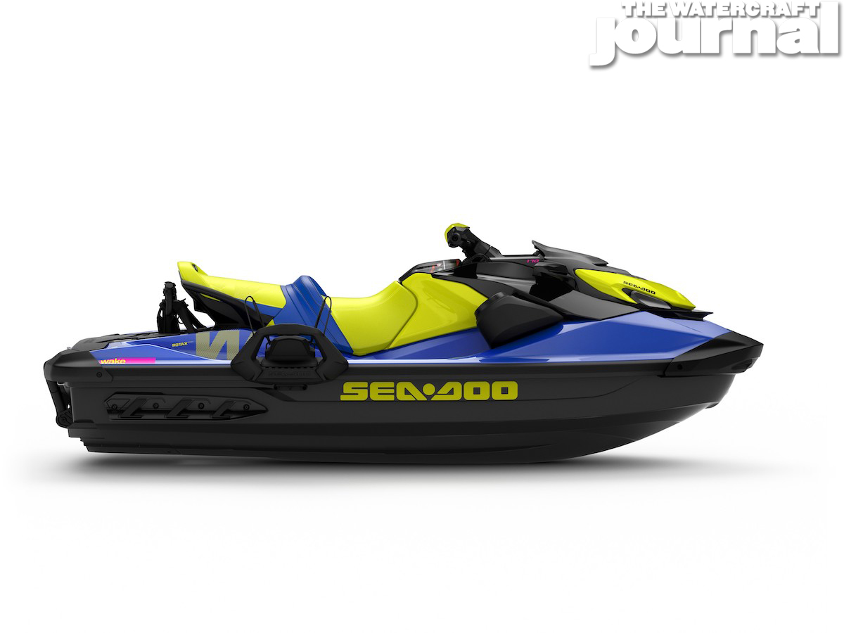 2020 Sea-Doo WAKE 170 w-sond MalibuBlue Studio Profile