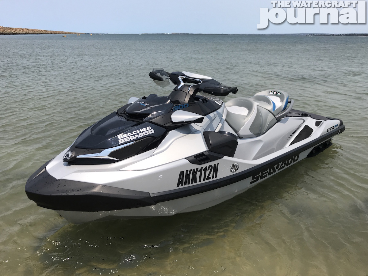Sea-Doo GTX Limited 300 2020 model 2