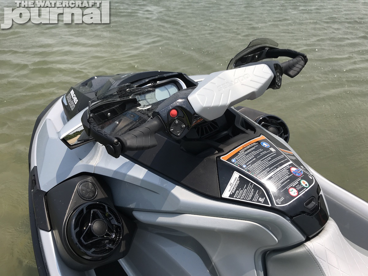 Sea-Doo GTX Limited 300 2020 model 28