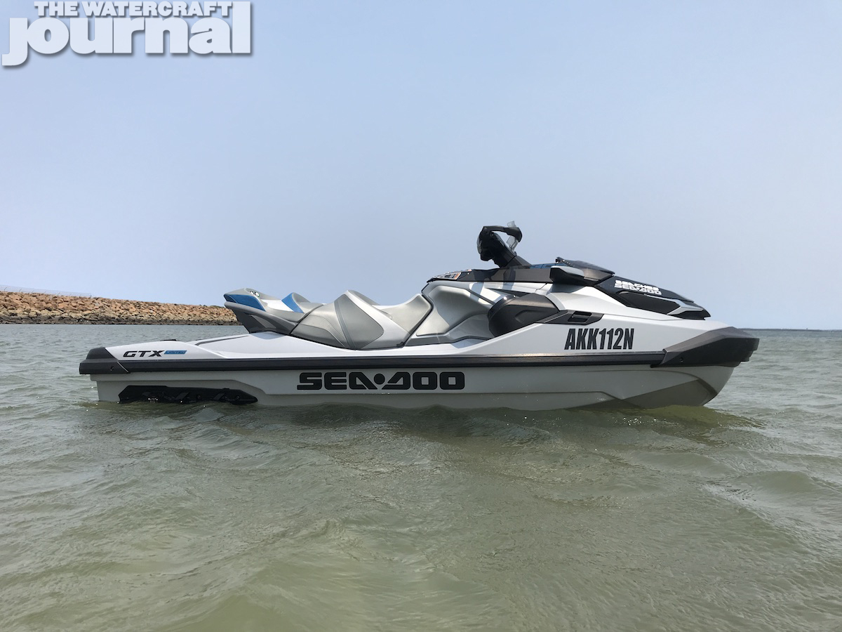 Sea-Doo GTX Limited 300 2020 model 34