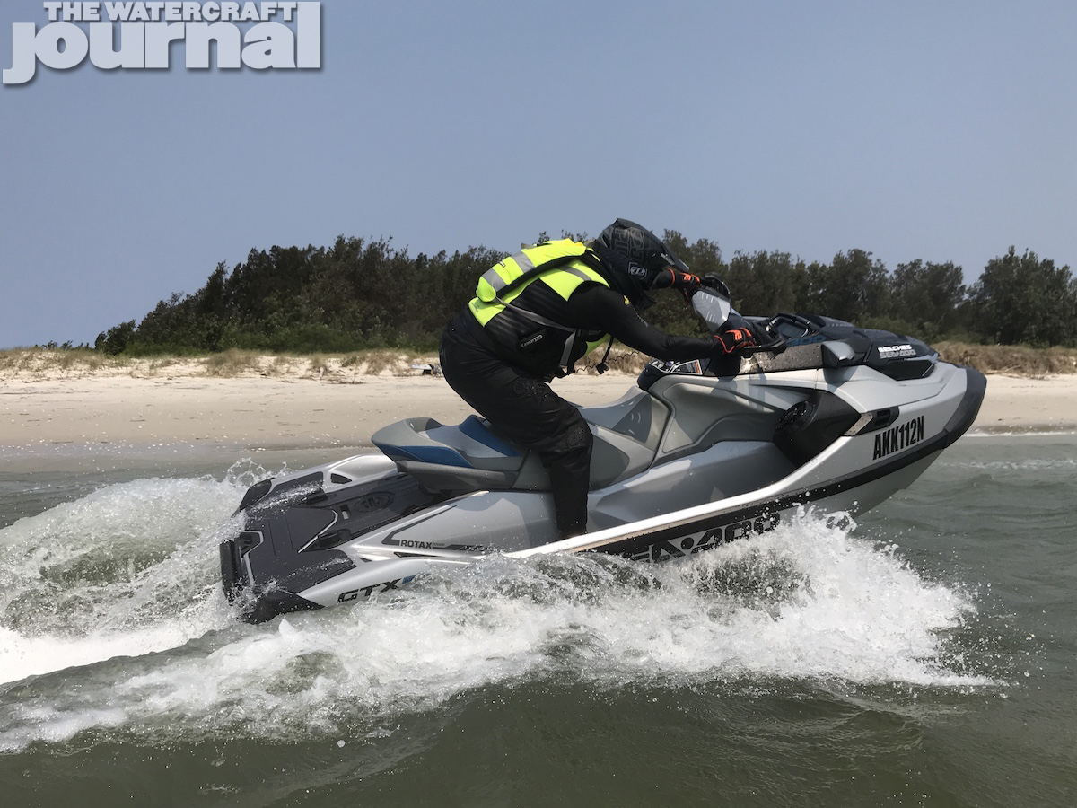 Sea-Doo GTX Limited 300 2020 model 43