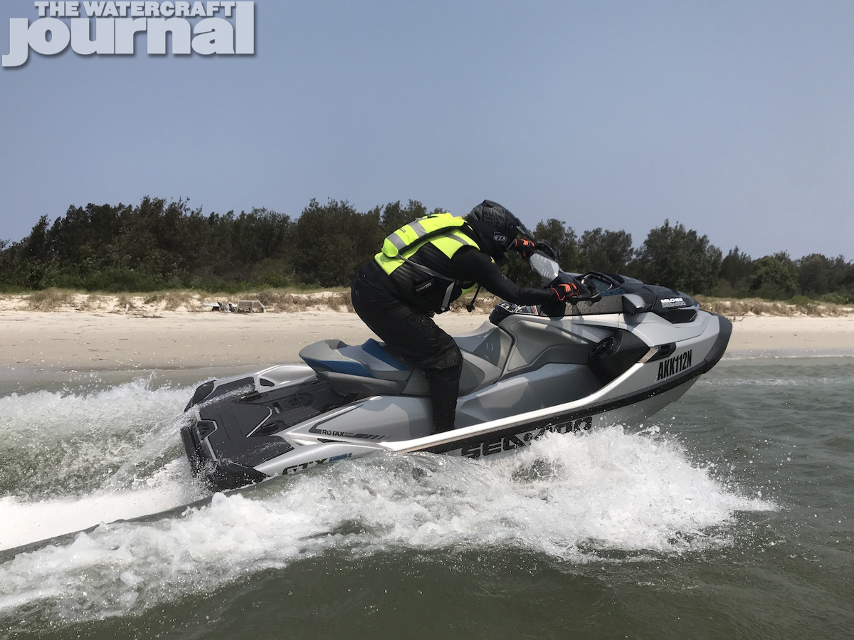 Sea-Doo GTX Limited 300 2020 model 44
