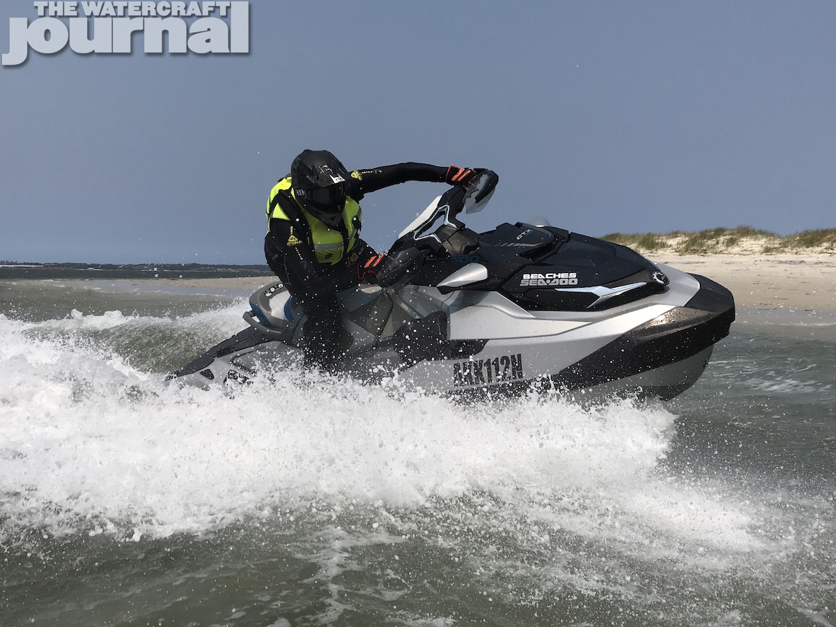 Sea-Doo GTX Limited 300 2020 model 48