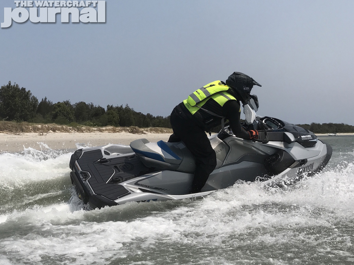Sea-Doo GTX Limited 300 2020 model 49